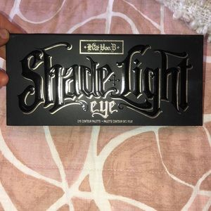 Kat von d shade light eye palette- never used